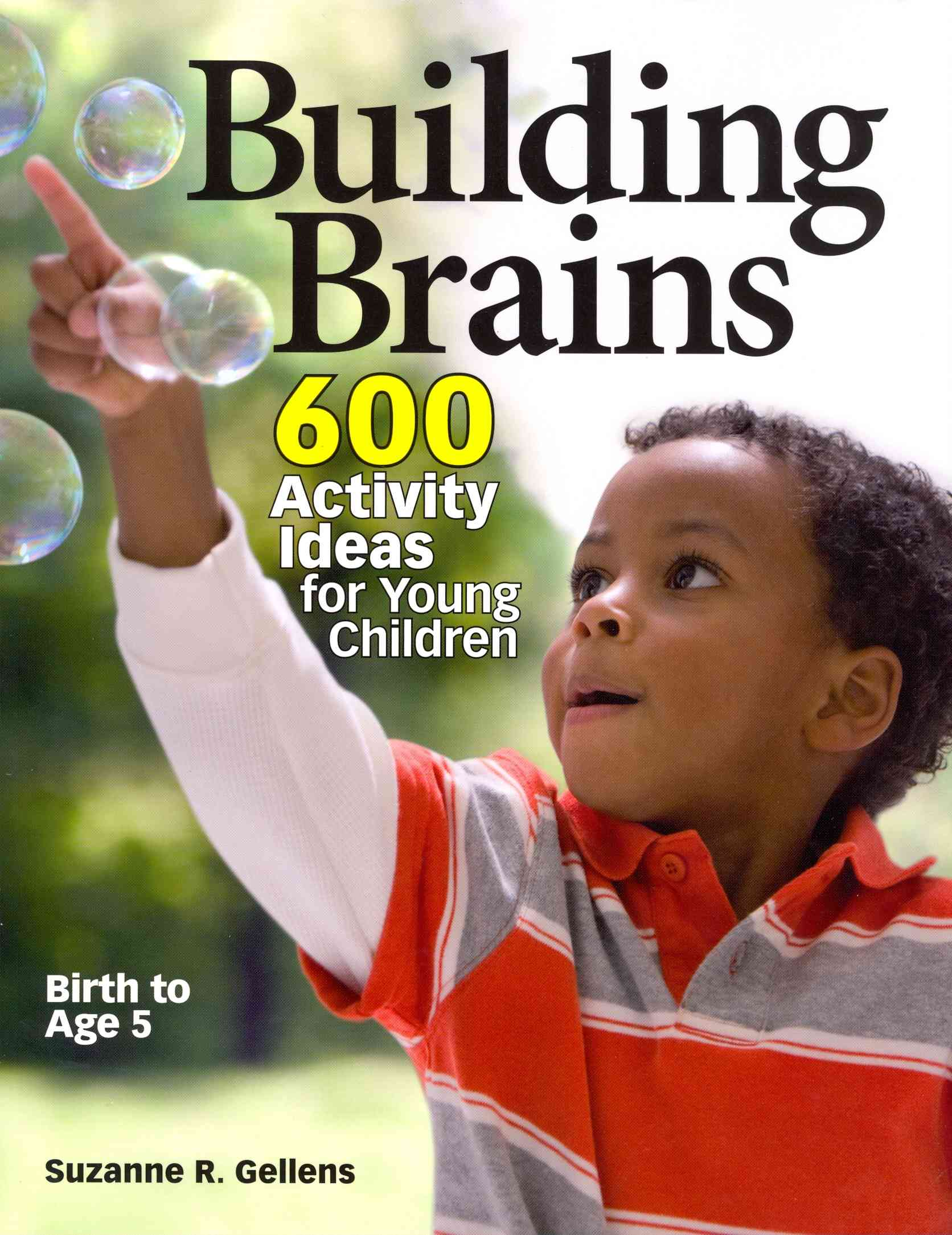 Building Brains By Gellens, Suzanne R.